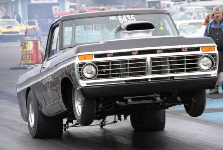 Ford Race Cars & Muscle Car Resorations